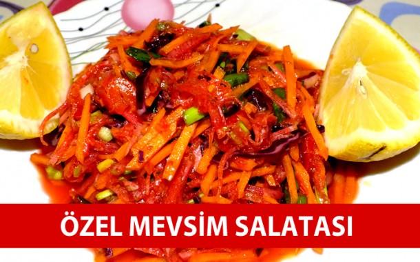 Özel Mevsim Salatası