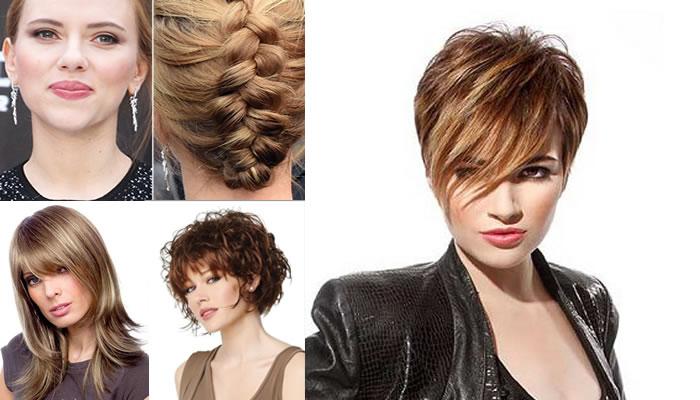 Bayan Saç Modelleri 2015