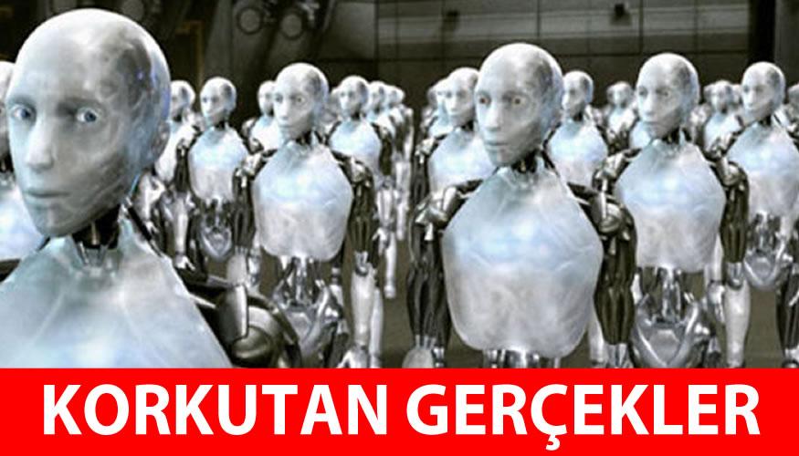 Korkutan Gerçekler - Robotlar