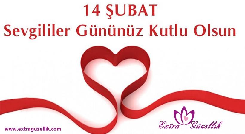 14 Şubat Sevgililer Gününüz Kutlu Olsun