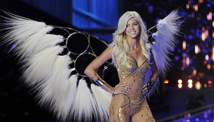 Victoria's Secret melekleri 14 Şubat