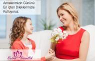 10 Mayıs Anneler Günü