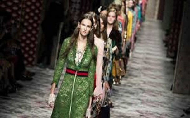 2016 GUCCİ defilesi