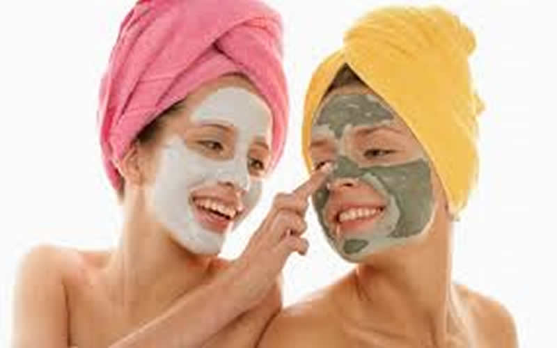 Doğal cilt bakımı maskeleri