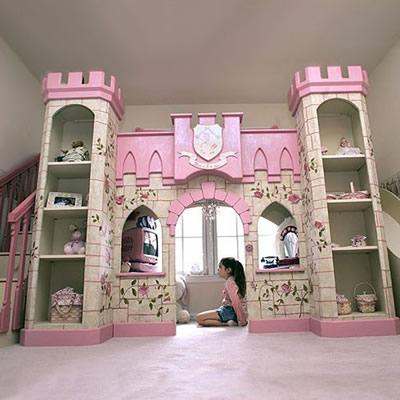 oyun alanlı çocuk odası