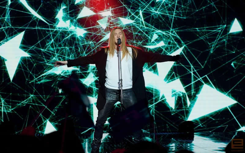 IVAN - Help You Fly - Eurovision 2016 Belarus
