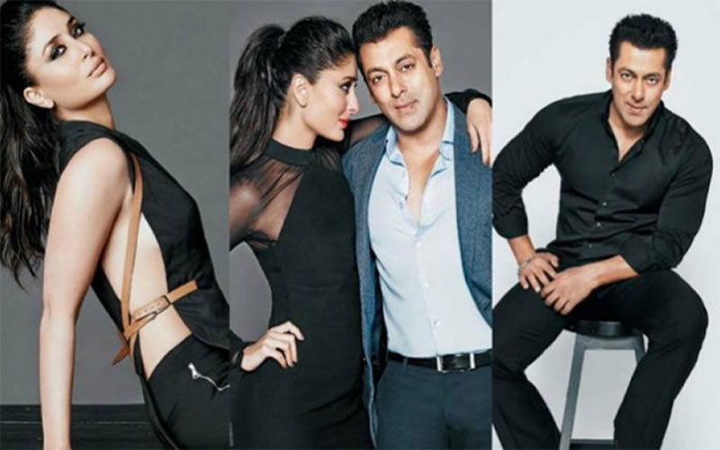 Kareena Kapoor ve Salman Khan şarkısı
