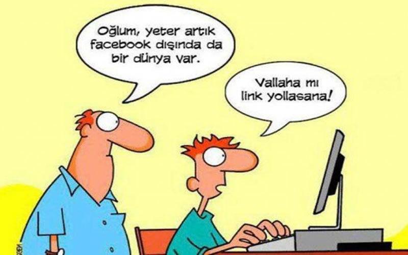 Sosyal medyanın yan etkileri