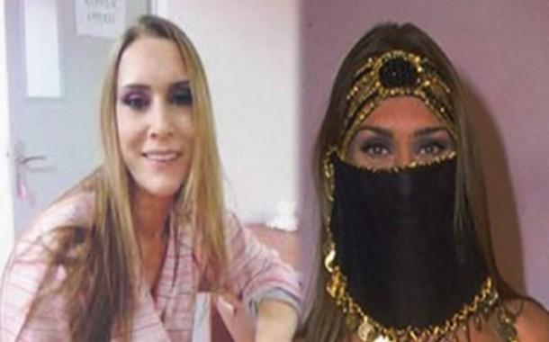 'Mezdeke'nin dansçısı Aynur Kanbur vahşicesine öldürüldü!