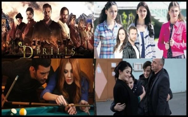 2016 da en çok izlenen dizi listesi