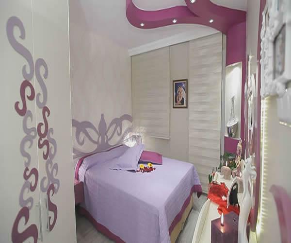 süper yatak odası