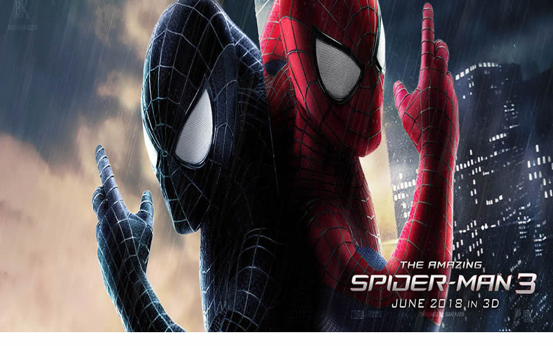 The Amazing Spider Man 3 Trailer (2017)