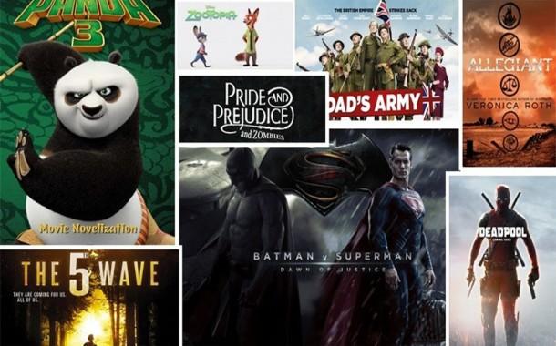 2016 da vizyona girecek ve vizyonda olan filmler