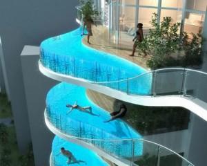 balkon havuz