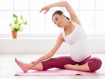 hamile egzersizi