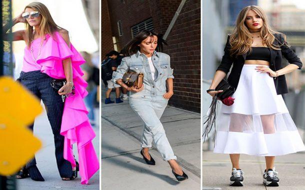 İlkbahar -Yaz Sokak modası trendi 2016