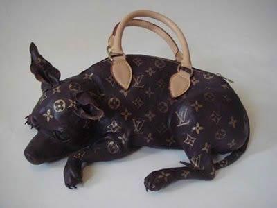 köpek şekilli çanta