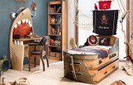 Değişik çocuk odası dekorasyonu