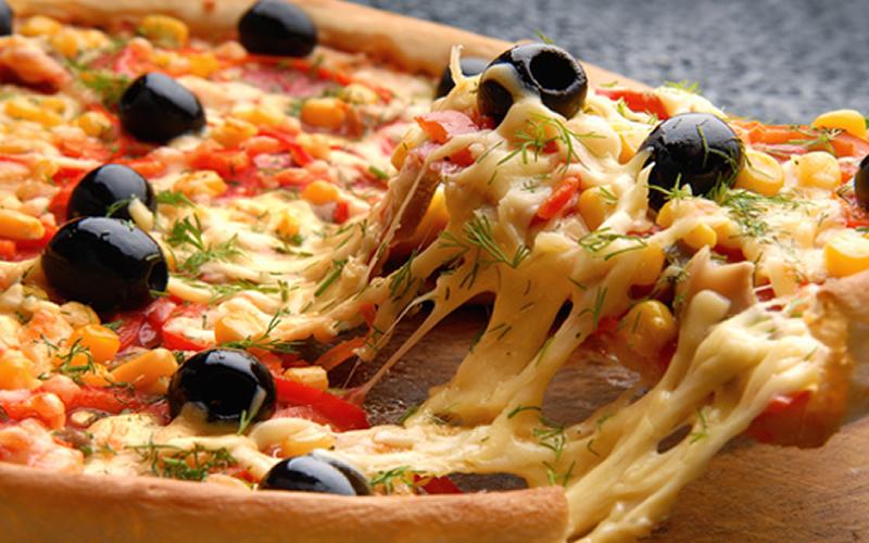 Diyetik Pizza