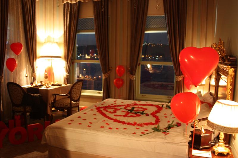 romantik oda