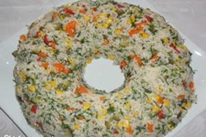 Çin salatası 1