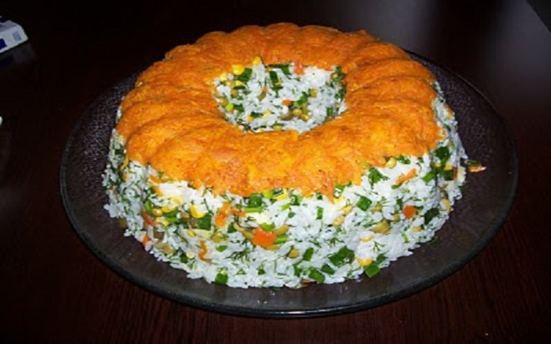 Çin salatası 2