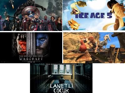 2016 filmleri