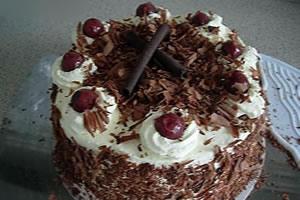 Pudingli Yaş Pasta 1