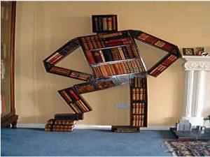 ilginç kitaplık