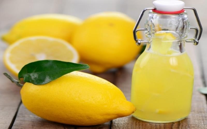 Limonun Saça Faydası