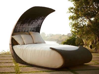 modern ve ilginç yatak