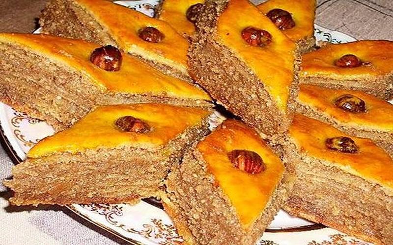 azeri baklavası