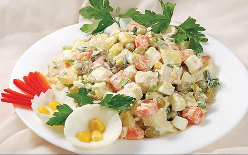 Paytaxt salatası