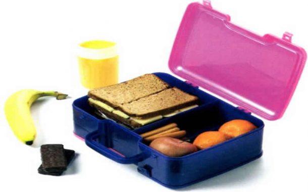 Çocuğun beslenme çantasındakiler
