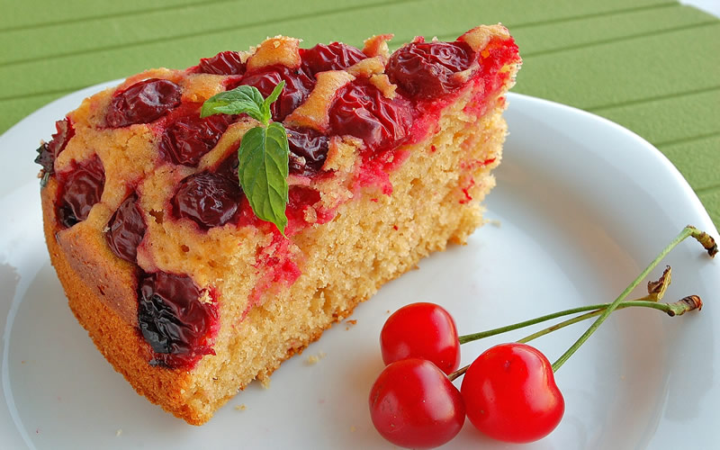 Vişneli kek tarifi