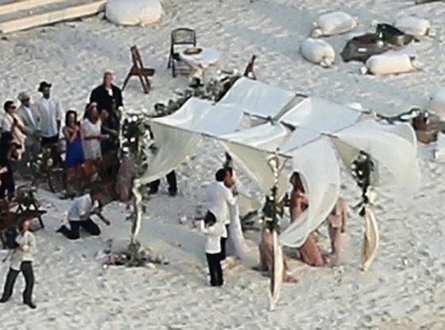 Johnny Deep ve Amber Heard Düğünü Basına Sızdı (4)