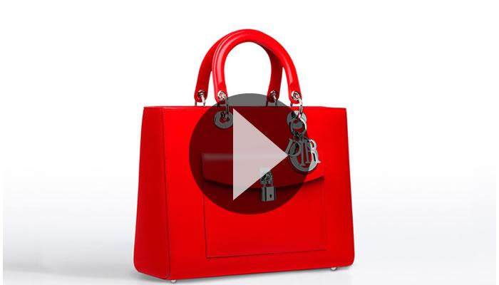 Dior Çanta ve Yapılışı. (Vogue)