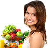 Güzellik ve sağlık, sağlıklı beslenme
