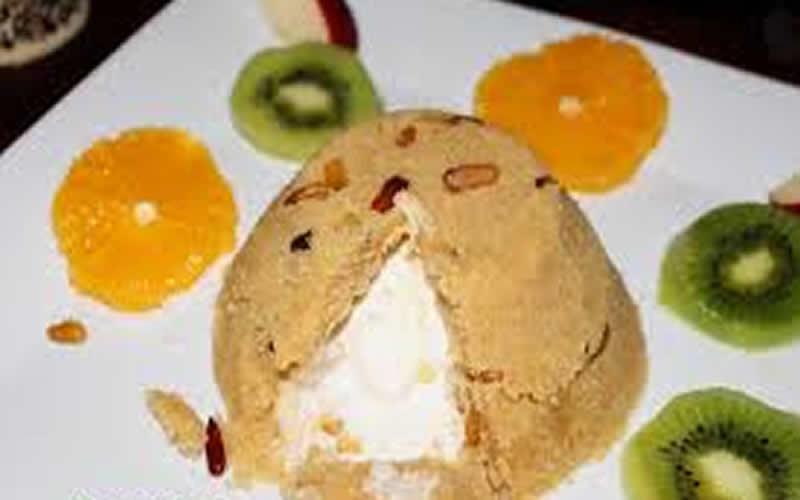 Fıstıklı İrmik Tatlısı hazırlanışı , irmik tatlısı, tatlı, tatlı hazırlaması