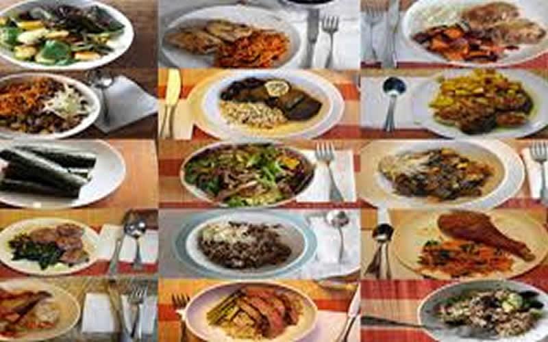 Leziz diyet yemeği listesi
