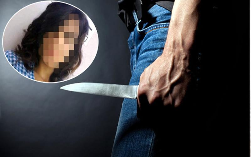 16 yaşındakı kız babası tarafından bıçaklandı!