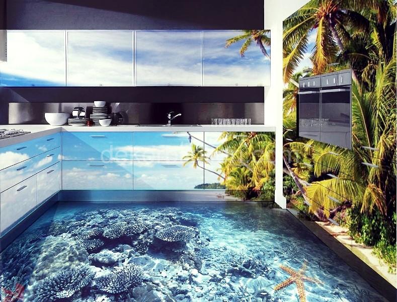 Güzel mutfak dekorasyonları