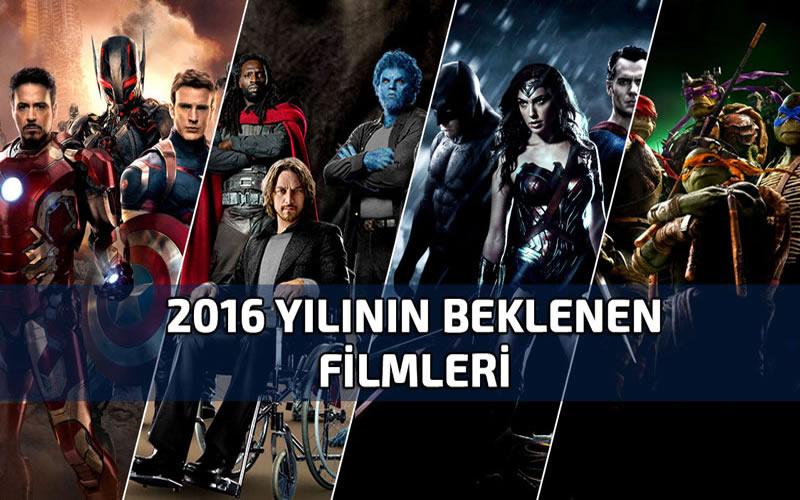 2016 beklenen filmler