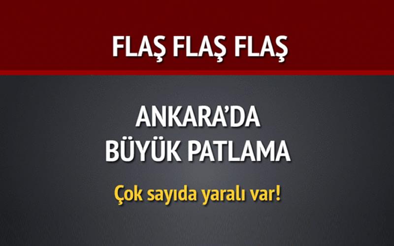 Ankarada Büyük Patlama