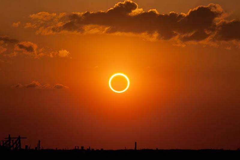 Tam Güneş Tutulması 9 Mart 2016