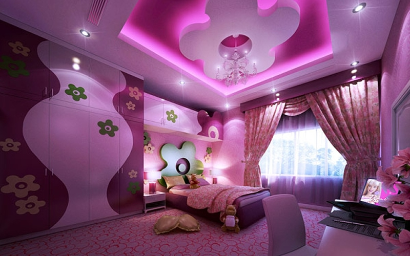 Romantik-Yatak-Odası-Dekorasyonu-Tasarımları