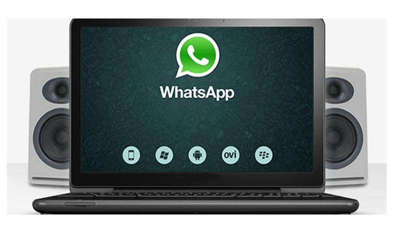 Bilgisayar whatsapp ı