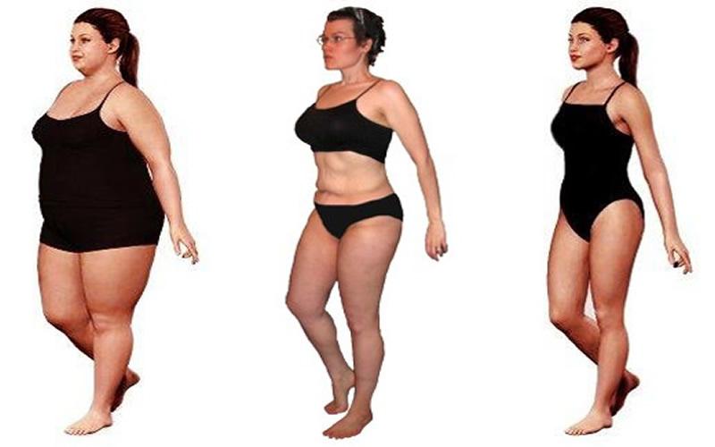 1 haftada tam 10 kilo zayıfla!