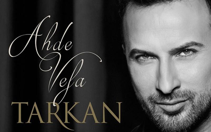 Tarkan 'Ahde Vefa' albümü