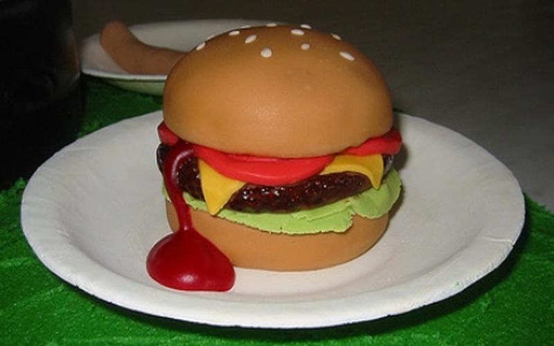 Hamburger pasta